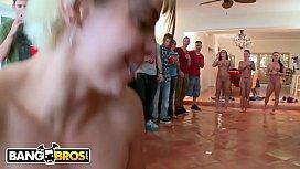 BANGBROS - Nikki Delano, Christy...