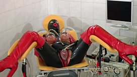 Xtreme vacuum in rubber...