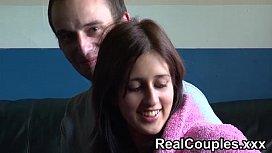 Real couple Zarina and...