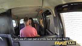 Fake Taxi John makes...