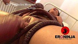 The Tentacles Monster Loren...
