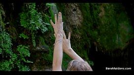 Nature lover Arya Faye...