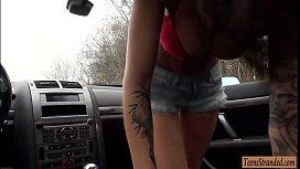 Sexy tattooed latina Nikita...