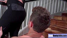 Big Tits Naughty Wife...
