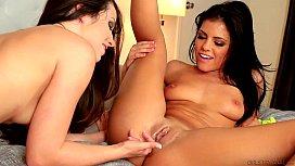 Lola Foxx and Adriana...