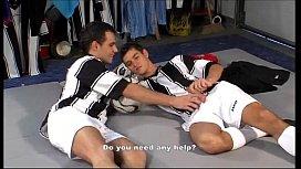 Soccer futbol players fuck...