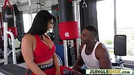 Gym Slut Raven Hart...
