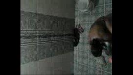 Valsala aunty clean bath...