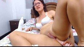 Latina webcam colombiana Live...