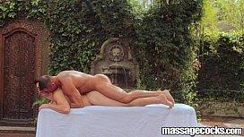 Massagecocks Twink Got Massage...