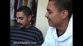 Hot Gay Latino Pissing...