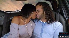 Black couple loves sex...