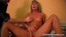 Female Training Step mom...