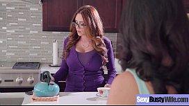 Sexy Busty Wife Ariella...