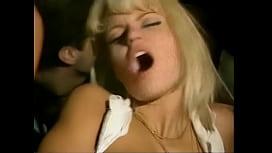 Anita Blond bound and forced sex porn burst
