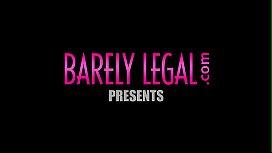 Schoolgirl Aubrey Banks forms 69 bef ...