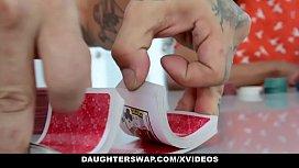 DaughterSwap - Horny Latina Teens...