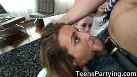 Teen Babysitters in Big...