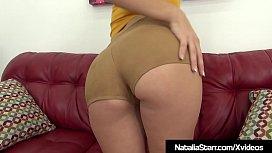 Muff Stuffing Natalia Starr...