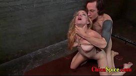 Mujer esclava le gusta...