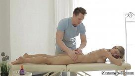 MILF gets a massage...