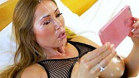 Perfect POV Big Tit Kianna Dior Gives POV Blowjob & Gets Hot Facial bigbuttlatinass