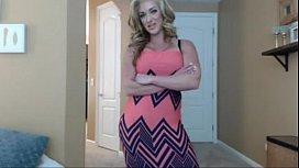 Web Cam Hot Blond...