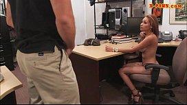 Latina making money by...