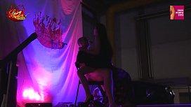 Eros Porto Live Show - Luna e Eric si diverono in uno show privato