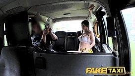 Fake Taxi Petite teen...