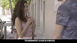 TeamSkeet - Hot Curvy Latina Fucked porn gub