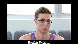 GayCastings traveling whore has...