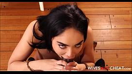 Hot Latina Teen Wife...
