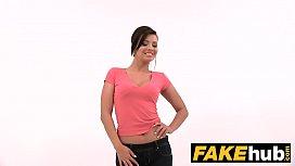 Fake Agent - Model Vicky...