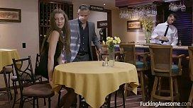 FuckingAwesome - The Waiter - Elena...