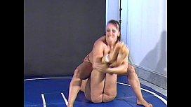 Nina vs China - Topless...