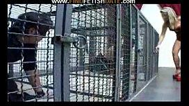 Cage Femdom - full movie...