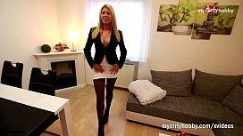 My Dirty Hobby - Blonde...