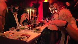 Mature Swingers Dining and...