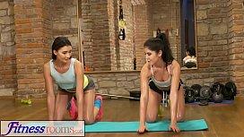 Fitness Rooms Tiny teen...