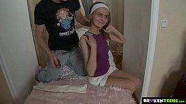 BrokenTeens - teen Athlete Zanna...