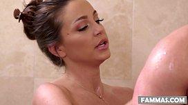 Stepsister massage - Abigail Mac...