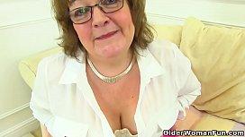 British granny Susan still...