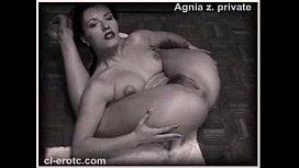 Nude Contortionist Agnia Zemtsova...