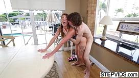 Fucking horny stepsis Kirsten...