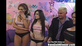 Jenna Presley Gives HandJob...