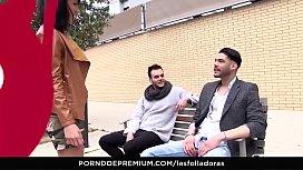 LAS FOLLADORAS - Sexy Spanish...