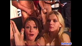 Sperma Party 01 Seconda Parte