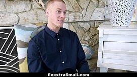 ExxxtraSmall - Small Framed Latina...