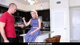 ExxxtraSmall - Small Tight Pussy...